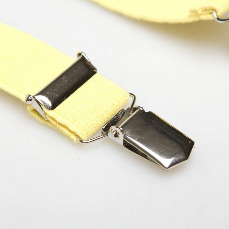 kaufen sie gelbe elastischen hosentr ger f r hosen. Black Bedroom Furniture Sets. Home Design Ideas