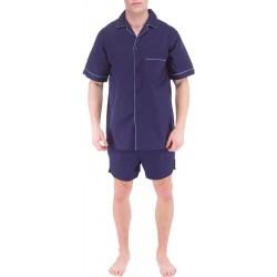 Marine Herren Pyjama