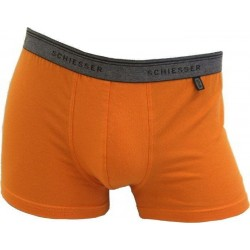 Orange Schiesser 95/5 Boxershorts