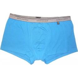 Blau Schiesser 95/5 Boxershorts