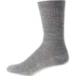 Kt Socke - ohne elastische - Grau