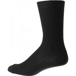 Kt Socke - ohne elastische - Schwarz