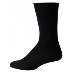 schwarze Socken für Männer