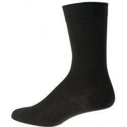 schwarze Herren-Socken