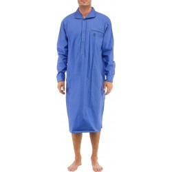 Mittel blau Nachthemd