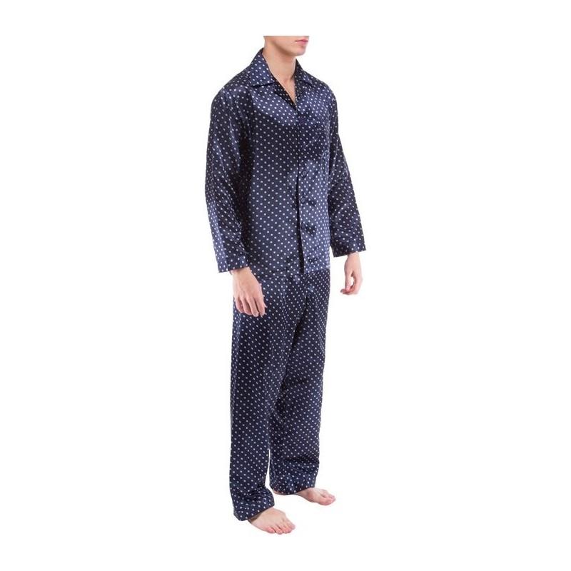 satin pyjamas herr