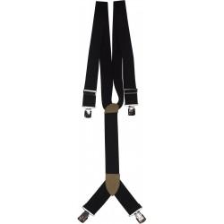 extra breiten schwarzen Hosenträger