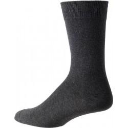 dunkelgraue Socken für Männer
