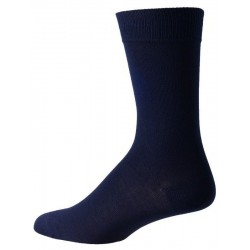 dunkelblaue Socken für Männer