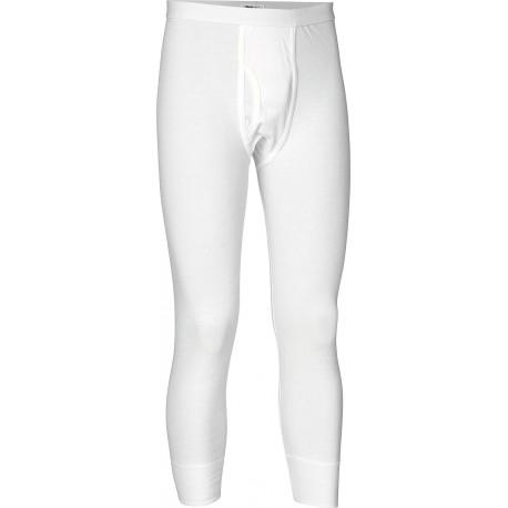 Weiß JBS Original Unterhose mit 3/4 langen Beinen